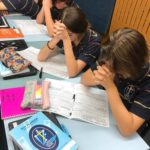 Xavier Catholic College – CSYMA Classes and Lunchtime Discipleship